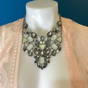 Two Piece Statement Necklace